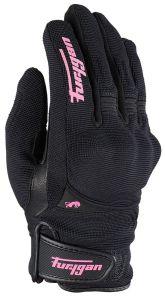 Furygan 4532-150 Gloves Jet Lady All Season D3O Black/Pink L