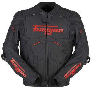 Furygan 6022-108 Jack Raptor Evo 2 Black-Red 3XL