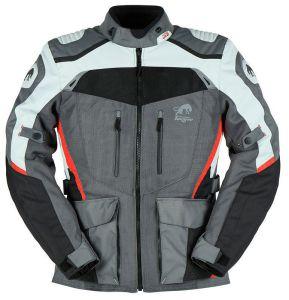 Furygan 6422-132 Jack Apalaches Vented 2en1 Black-Grey-Red 3XL