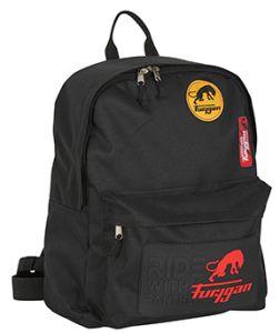 Furygan 7454-1 Bags Patch Black