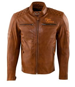 Rusty Stitches Jack JARI Cognac/Brown (58-3XL)