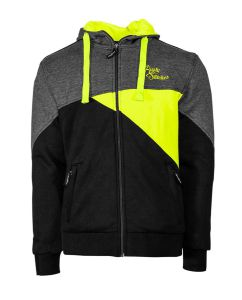 Rusty Stitches Jack George Black-Yellow Fluo (58-3XL)