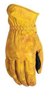Rusty Stitches Gloves Johnny Yellow/Black 3XL