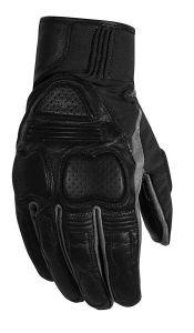 Rusty Stitches Gloves Chris Black/Grey 3XL