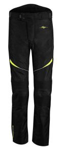 Rusty Stitches Pants Tommy Black-Yellow Fluo (58-3XL)