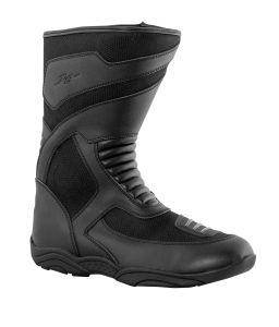 Rusty Stiches Boots Hanky Black (37)