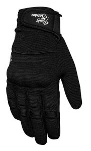 Rusty Stitches Gloves Clyde Black 3XL