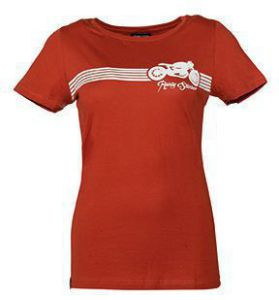 Rusty Stitches T-Shirt Lady #202 (Stripe) (3XL)