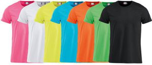 T-Shirt Neon Sublimation
