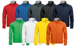 softshell jacket basic