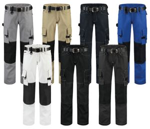 Pants Worker Cordura Canvas