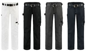 Pants Worker Canvas