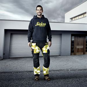 Workwear High-visibility with a twist