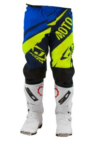 Jopa MX-Pants Kids Moto-X Blue/Neon 18