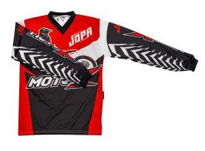 Jopa MX-Jersey Moto-X-Kids Red 128