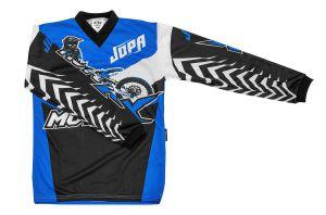 Jopa MX-Jersey Moto-X-Kids Blue 128