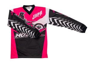 Jopa MX-Jersey Moto-X-Kids Pink 128