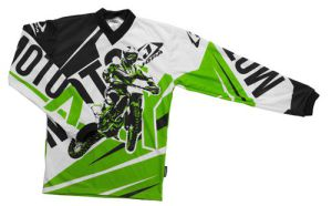 Jopa MX-Jersey Moto-X-Baby Green 104