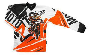 Jopa MX-Jersey Moto-X-Baby Orange 104