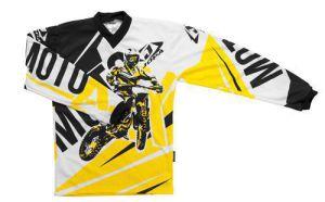 Jopa MX-Jersey Moto-X-Baby Yellow 104