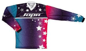 Jopa MX-Jersey 2019 Luna Blue-Galaxy 3XL
