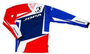 Jopa MX-Jersey 2019 Divergent Navy-Red 3XL