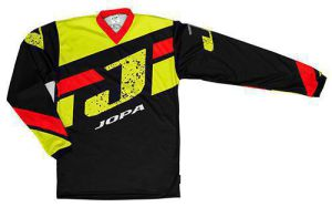 Jopa MX-Jersey 2019 Capital NEON Yellow-Black XL