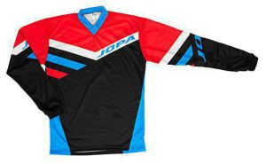 Jopa MX-Jersey 2019 Devision Black-Red 176