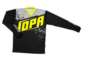Jopa MX-Jersey 2020 Charge Neon Yellow-Grey 3XL