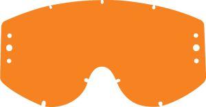 Polywel/RNR Superlens + Roll Off 100% Goggles Yellow