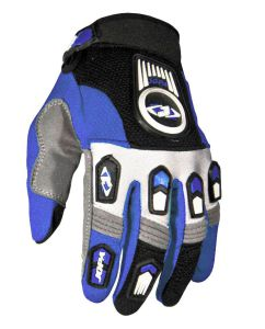 Jopa MX Gloves legend 8 Black Blue