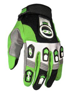 Jopa MX-Gloves legend 9 Black Green