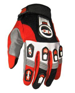 Jopa MX-Gloves legend Kids 0 Black Red