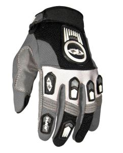 Jopa MX-Gloves legend Kids 0 Black White