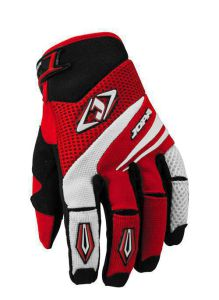 MX-4 Gloves Black-Red 8