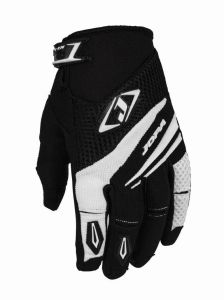 MX-4 Gloves Kids Black-White 000