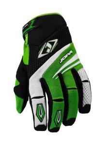 MX-4 Gloves Black-Green 000