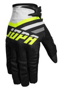 Jopa MX-Gloves MX-8 Black-Yellow Fluo-Grey 7-XS