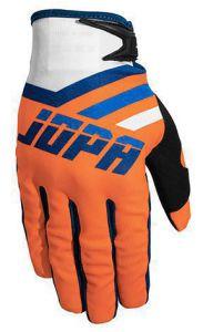 Jopa MX-Gloves MX-8 Orange-Blue-White 7-XS