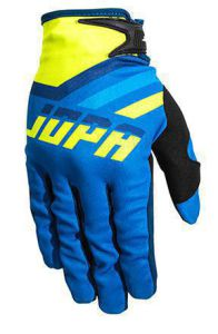 Jopa MX-Gloves MX-8 Blue-Yellow Fluo 7-XS
