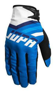 Jopa MX-Gloves MX-8 Blue-White 7-XS