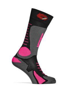 Sidi Tony Socks Pink Fluo (274) S/M (38-42)