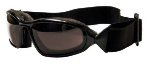 Jopa Sunglasses Rattler Black-Smoke