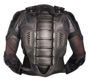 Jopa JP Bodyprotectorvest de luxe + kidney belt Black XS