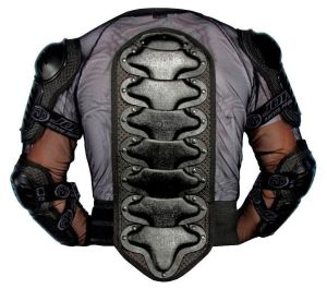 Jopa Bodyprotectorvest + kidney belt Black L/XL (UFO)