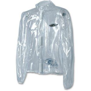 UFO Rainjacket L Transparant