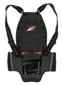 Zandona Backprotector Spine X8 Black 1508 S