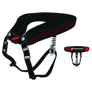 Zandona 3951 Neck guard PRO adult Black