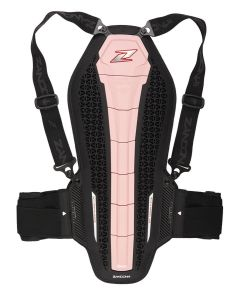 Zandona Hybrid Back Pro (1306) Black-Pink X7 L