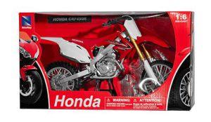 Miniatuur motor 1:6 cross Honda